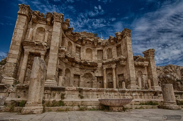 Jerash-Photo by Juan Ramón Jiménez