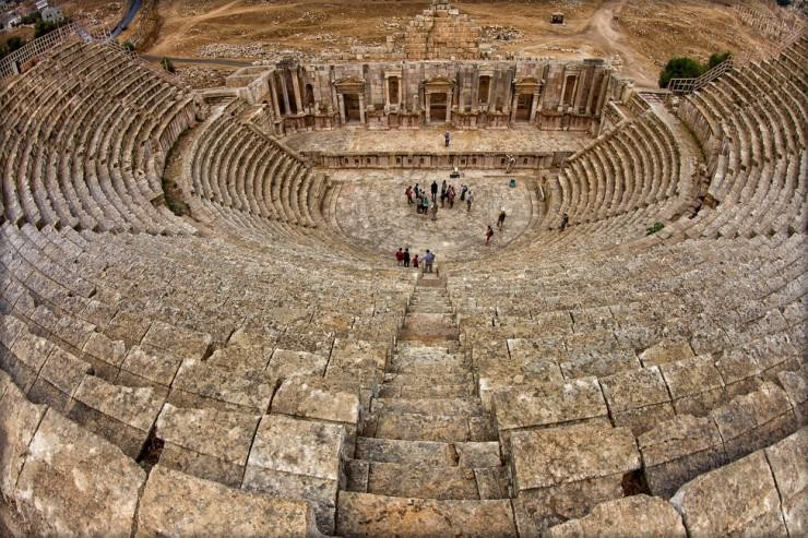 Jerash-Photo by Pepe Alcaide