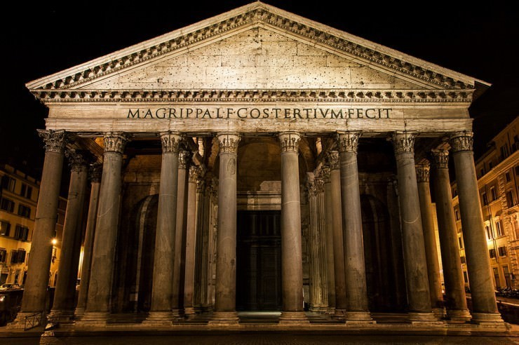Pantheon-Photo by Valerio Benincasa