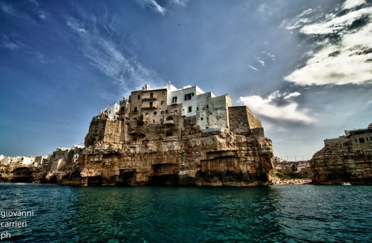 Polignano-Photo by Giovanni Carrieri2