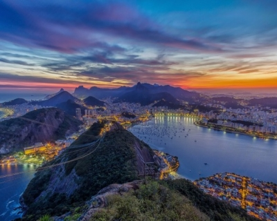 Top 10 Vibrant Cities in South America