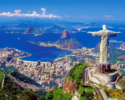 Top 10 Places to See and Do in Brazil