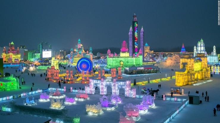 lễ hội tuyết Sapporo -du lịch Tokyo