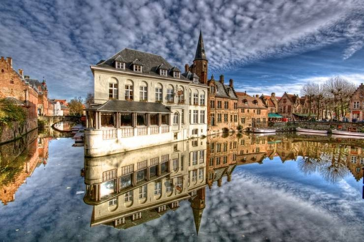 Bruges-Photo by Dan Biggins
