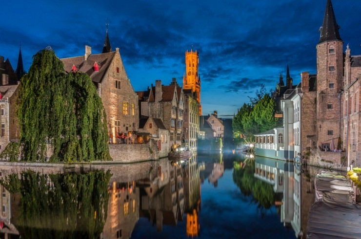 Bruges-Photo by Sam De Gueldre