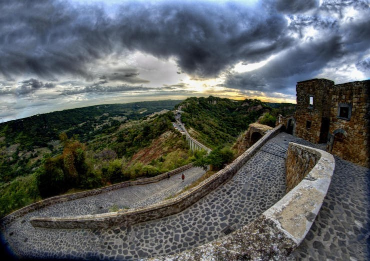 Civita-Photo by David Guerrini