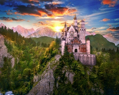 Top 10 Incredible European Castles