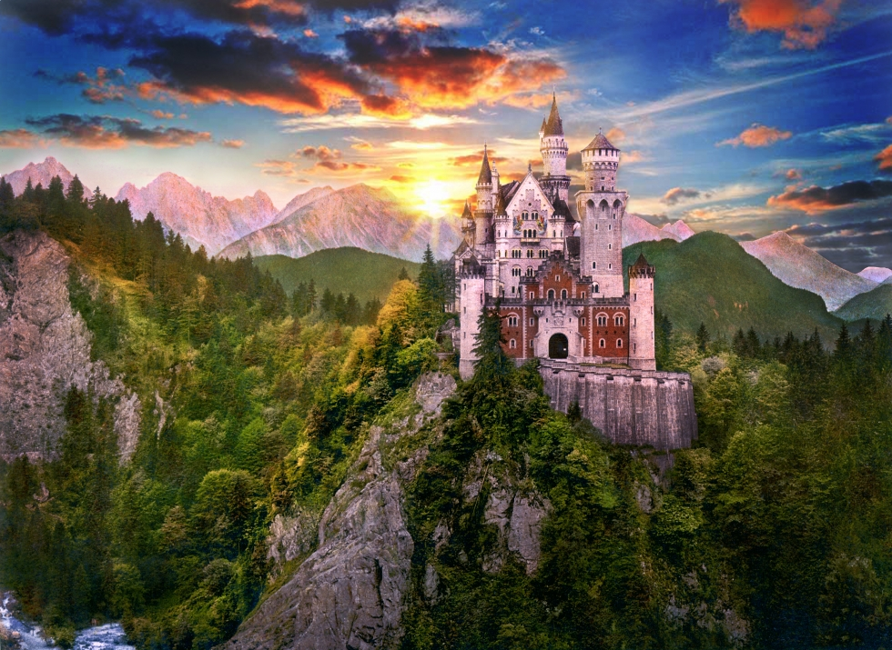 Top 10 Incredible European Castles