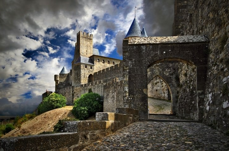 carcassonne-Photo by Alexander Sysuev