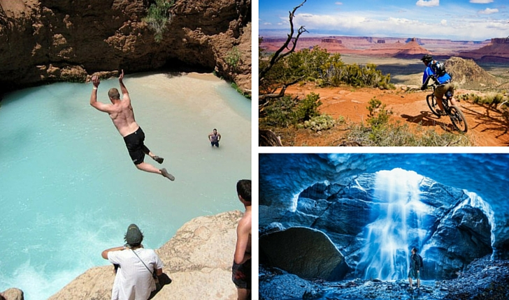 Top 10 Fun Adventurous Attractions in the US