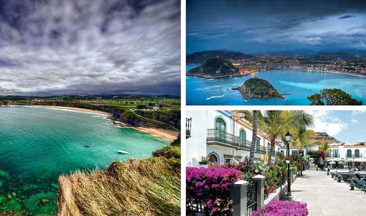Top 10 Holiday Destinations in Spain