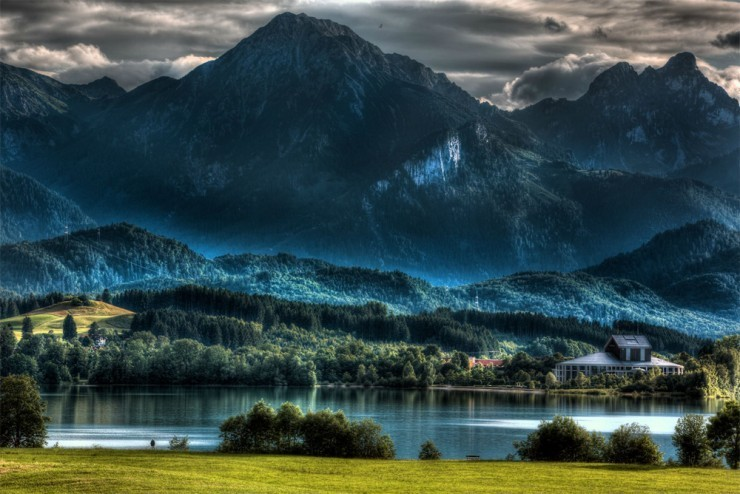 Bavarian alps2