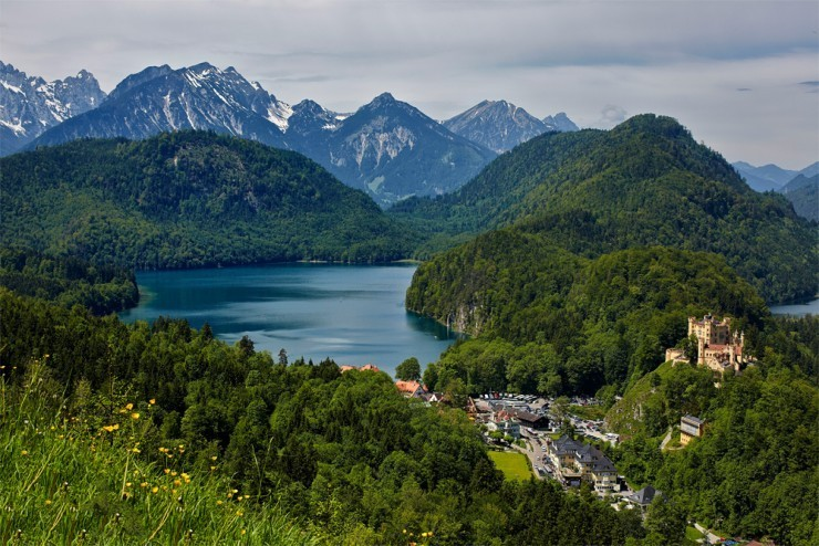 Bavarian alps3