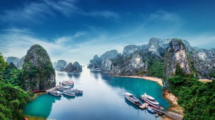 جاذبه های ویتنام