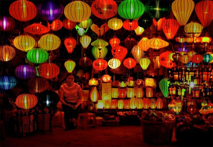 جاذبه های ویتنام HoiAn