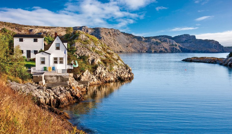48 Half Hours Contest To Sweep Canada. (CNW Group/Newfoundland and Labrador Tourism)