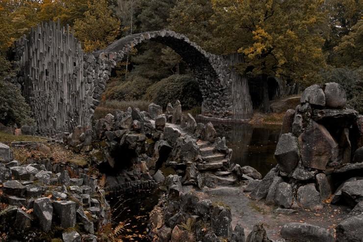 Rakotzbrücke-Photo by Daniel Liebscher