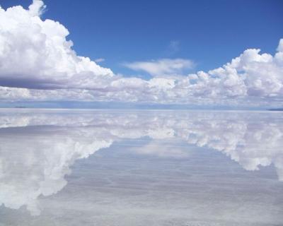 Top 10 White Dazzling Landscapes