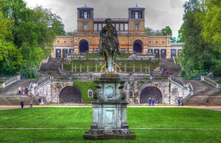 Sanssouci-Photo by Avi Cohen
