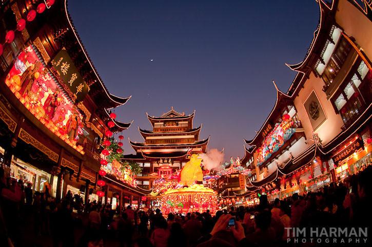 Shanghai-Photo by Tim Harman