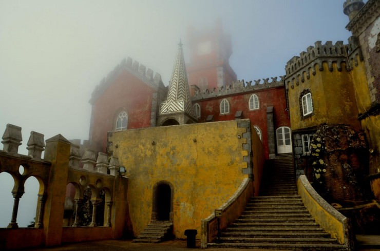 Sintra-Photo by Fernanda Magalhães