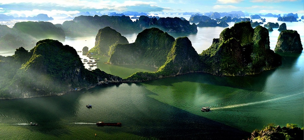 Top 10 Wonderful Destinations in Vietnam