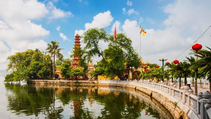 هانوی جاذبه های ویتنام