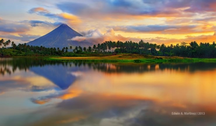 mayon-Photo by Edwin Martinez