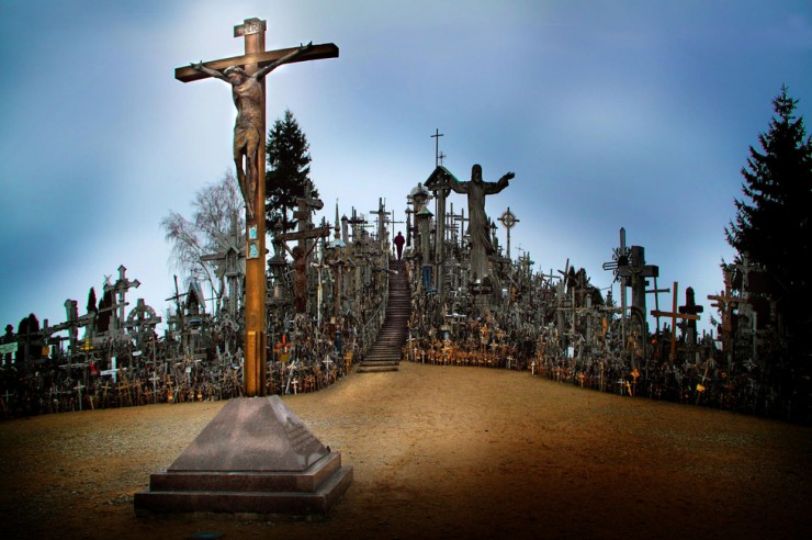 Crosses-Photo by Zenonas Rotautas