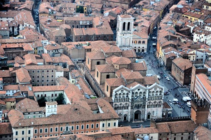 Ferrara Italy  city pictures gallery : Ferrara Photo by Italian Rutgers