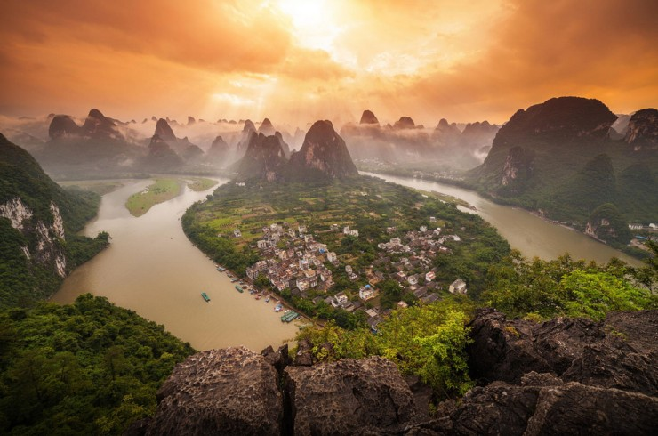 Guilin-Photo by Peter Stewart