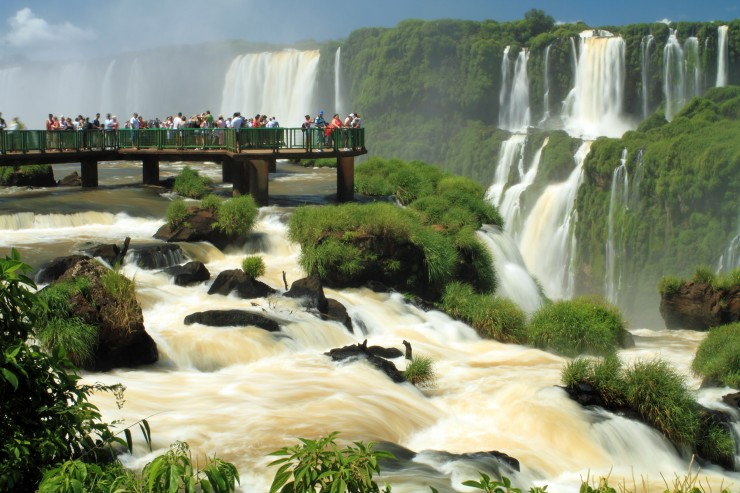 Iguazu-Photo by Mathieu Bertrand Struck