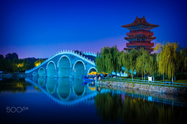 Kaifeng-Photo by Hayden Wang