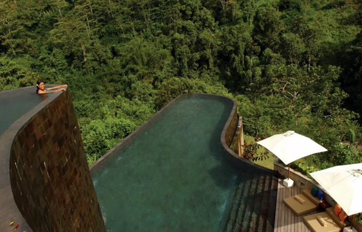 Photo by Ubud Hanging Gardens