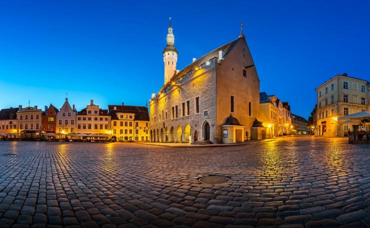 Tallinn-Photo by Andrey Omelyanchuk