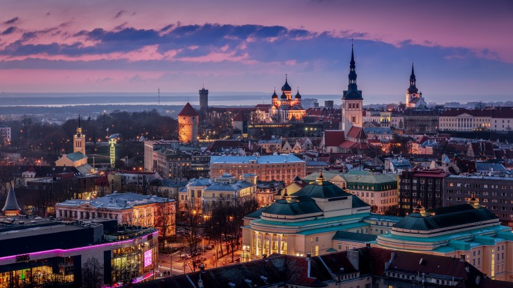 Tallinn-Photo from Reddit