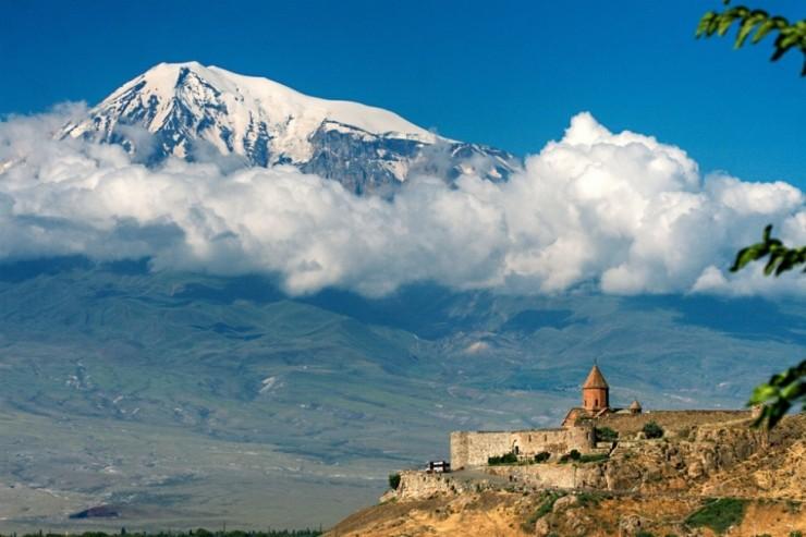 کوه آرارات، ارمنستان