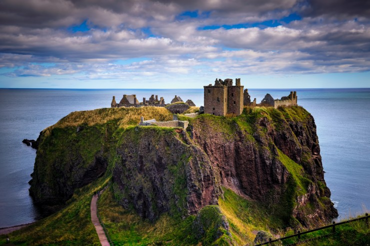 Dunnottar Photo by Jim Nix