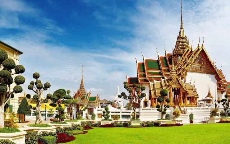 معروف ترین  مکان شهر بانکوک