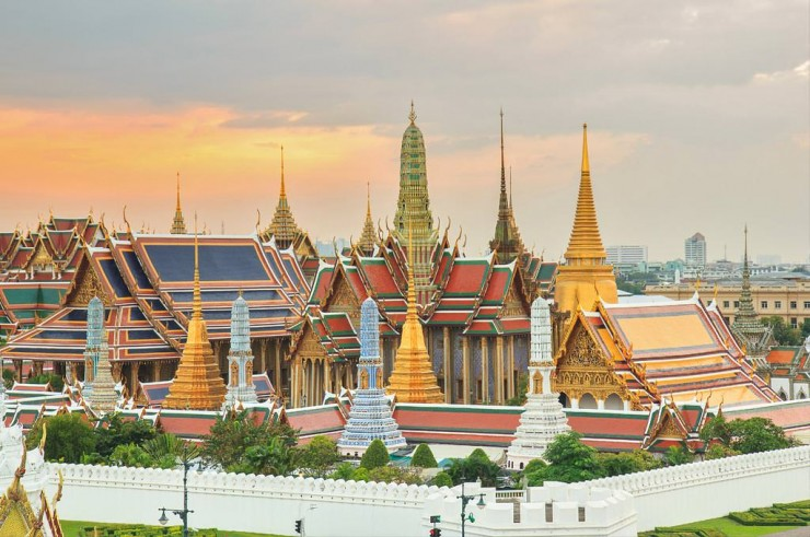 Grand-Palace Photo from Bangkok