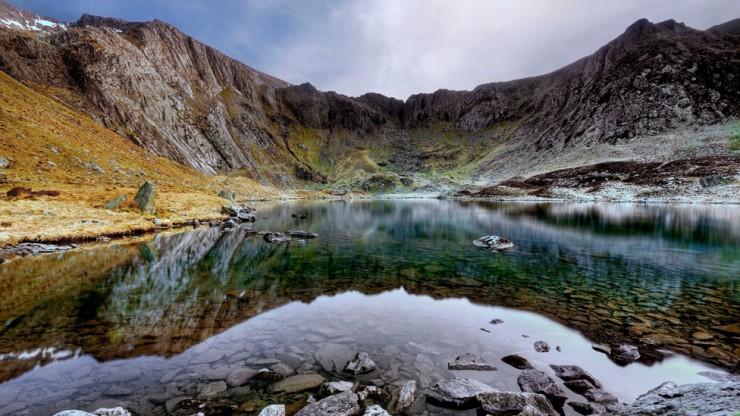 Llyn Photo by Iwan Williams