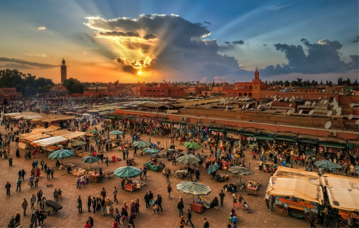 Marrakech Photo by Matthew Williamson