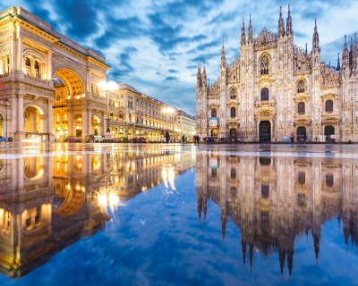 Great Deal! Return Flights from Germany to Milan for €20!