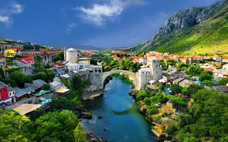 Mostar Photo from World for Travel
