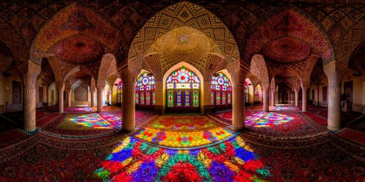 مسجد نصیرالملک، شیراز