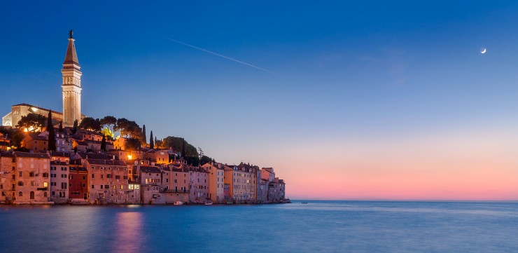 Rovinj Photo by Vicki Mar