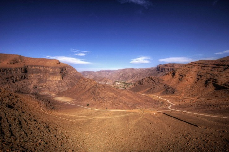 Tafraoute Photo by mariusz kluzniak