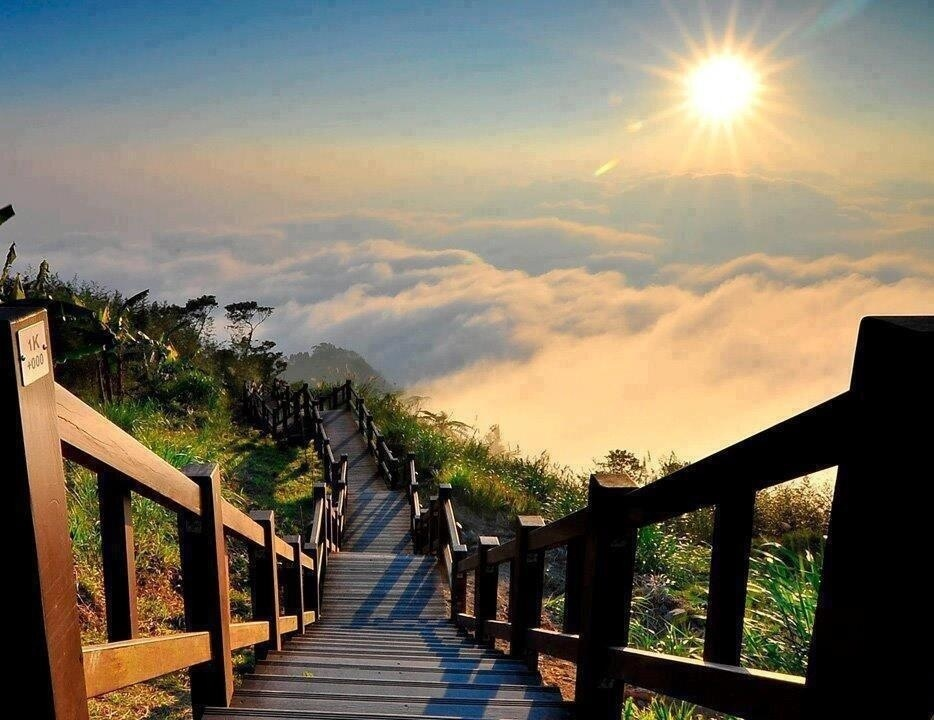 Top 10 Out of This World Sites in Taiwan