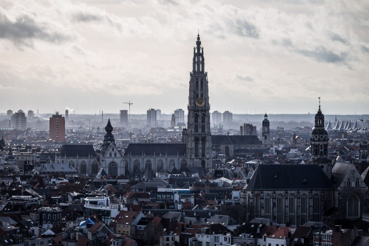 Cathédrale Antwerpen