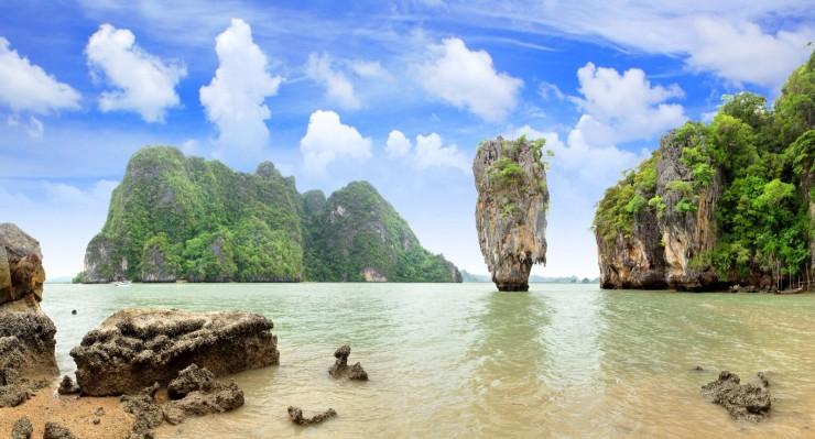 پارک ملی Ao Phang Nga تایلند